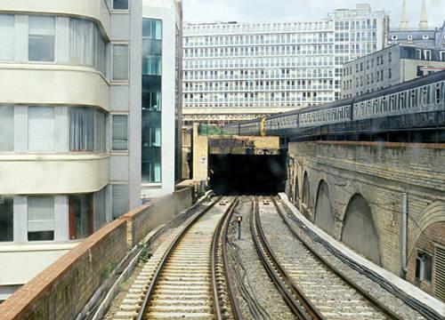 Snow Hill Tunnel (London)